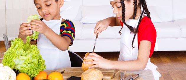 תזונת ילדים ותינוקות צמחונים וטבעונים