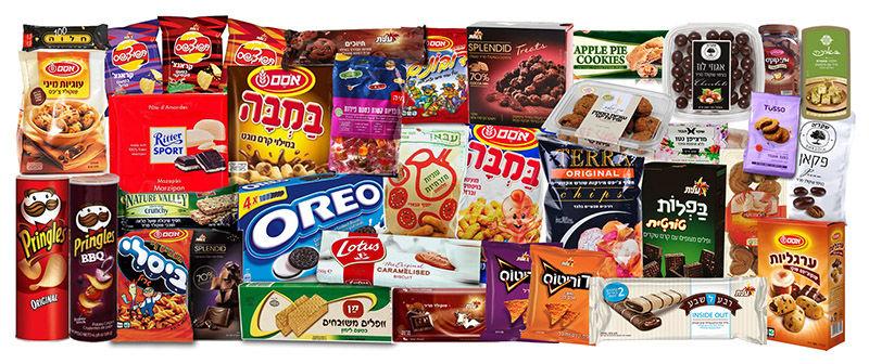 ממתקים: עוגיות, שוקולד וחטיפים טבעוניים