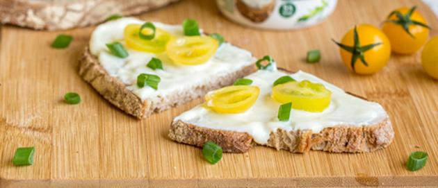 גבינות טבעוניות למריחה