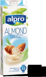 חלב שקדים של אלפרו