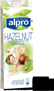 חלב אגוזי לוז של אלפרו