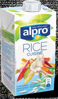 שמנת אורז של אלפרו