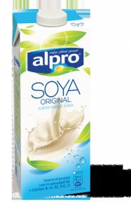 חלב סויה של אלפרו