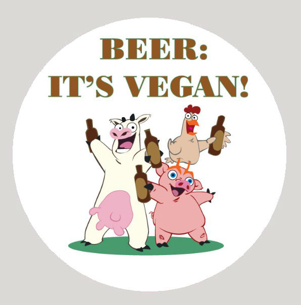 Beer - It's Vegan