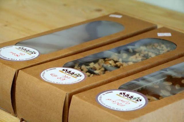 עוגות של seeds