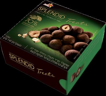ספלנדיד - שוקולד טבעוני