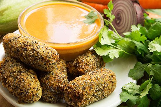 אוכל טבעוני הודי