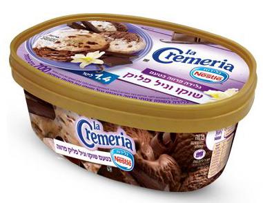 גלידה טבעונית