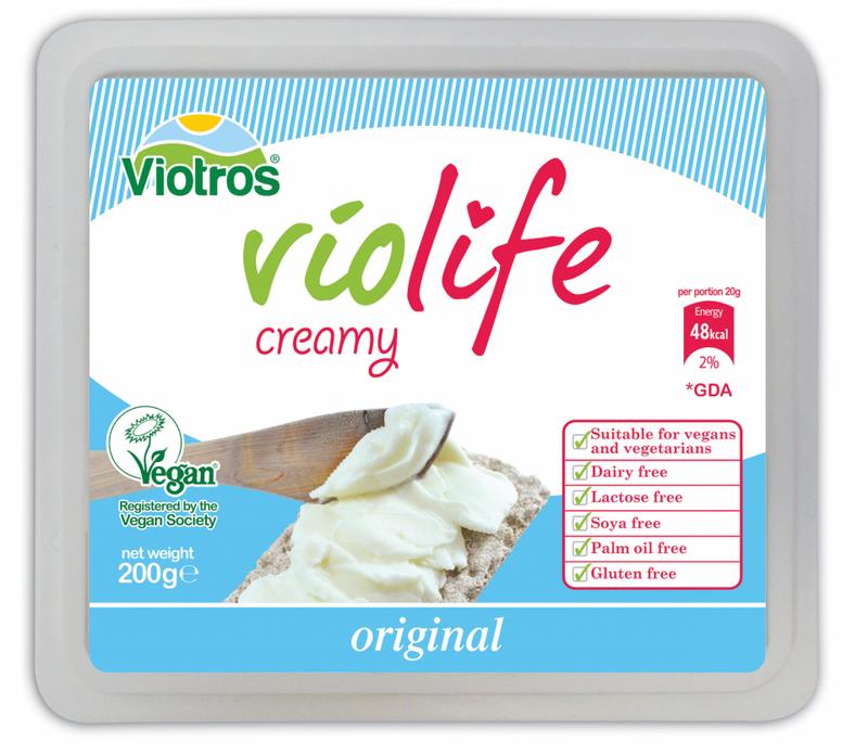 ויולייף - גבינה למריחה