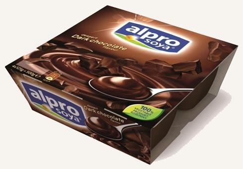 מעדן סויה שוקולד