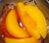 מעדן אפרסקים, ליקר אפרסקים, קינוחים טבעוניים